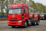 一汽解放 新J6P重卡 500马力 6X4危险品牵引车(CA4250P66K24T1E5Z)