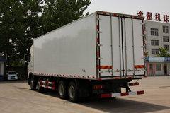 HOWO T7H载货车外观                                                图片