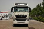 中国重汽 HOWO T7H重卡 440马力 8X4 9.5米厢式载货车(3.08速比)(ZZ5317XXYV466HE1)图片