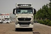 中国重汽 HOWO T7H重卡 400马力 8X4 9.5米栏板载货车(ZZ1317V466HE1)