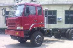 长征汽车 长征重卡 300马力 6X6载货车底盘(CZ2256SU455)