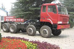 长征汽车 长征重卡 336马力 8X8载货车底盘(CZ2311SU456) 卡车图片