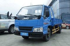 江铃 新顺达 116马力 4.22米单排栏板轻卡(JX1041TG25) 卡车图片