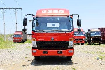 中国重汽HOWO 悍将 170马力 4.15米单排仓栅式轻卡(ZZ5047CCYF341CE143)