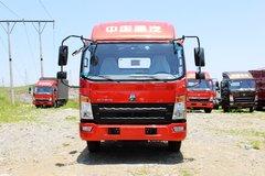 中国重汽HOWO 统帅 129马力 4.2米单排仓栅载货车(ZZ5047CCYF341CD1Y45)
