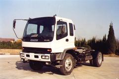 庆铃 GVR重卡 260马力 4X2 牵引车(GVR34F) 卡车图片