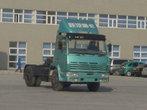 陕汽重卡 奥龙 港口版 300马力 4X2牵引车(SX4186TL351)