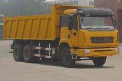 陕汽 德御重卡 300马力 6X4 4.8米自卸车(平顶)(SX3255VN324) 卡车图片