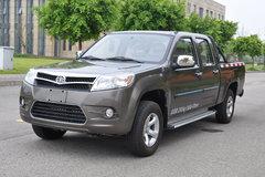 华凯皮卡 豪华版 2015款 2.2L汽油 长轴距 双排皮卡 卡车图片
