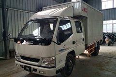 江铃 新凯运 109马力 3.3米双排厢式轻卡(JX5044XXYXSG2) 卡车图片