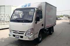跃进 小福星S50 95马力 4X2 冷藏车(SH5032XLCPBBNZ1)