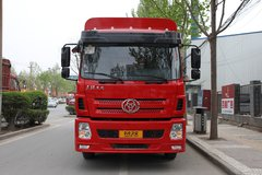 三环十通 昊龙 180马力 4X2 6.75米排半仓栅式载货车(STQ5182CCYN5)