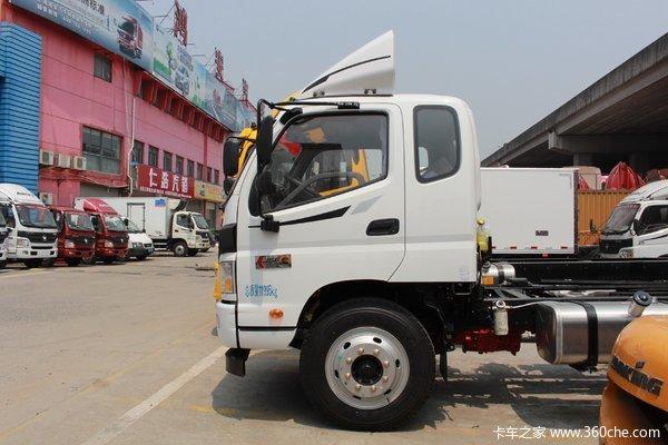 欧马可5系载货车北京市火热促销中 让利高达1万