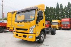 跃进 超越C500-38 140马力 3800轴距冷藏车底盘(NJ1082ZHDCWZ) 卡车图片