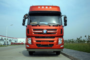 重汽王牌 W5B-H重卡 340马力 8X4 9.6米仓栅式载货车(435后桥)(CDW5310CCYA1T5)