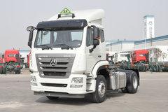 中国重汽 豪瀚J5G重卡 340马力 4X2危险品牵引车(ZZ4185N3613E1W)