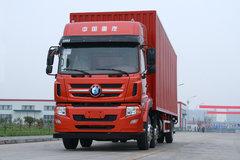 重汽王牌 W5B-H重卡 280马力 6X2 9.725米厢式载货车(CDW5210XXYA1U5) 卡车图片