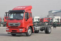 中国重汽 豪瀚J5G中卡 160马力 4X2载货车底盘(ZZ1125G5113D1) 卡车图片