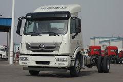 中国重汽 豪瀚J5G中卡 180马力 4X2载货车底盘(ZZ1165G5113D1B) 卡车图片