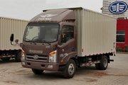 唐骏欧铃 T3系列 117马力 4.15米单排厢式轻卡(ZB5040XXYJDD6V)