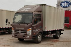 唐骏欧铃 T3系列 117马力 4.15米单排厢式轻卡(ZB5040XXYJDD6V) 卡车图片