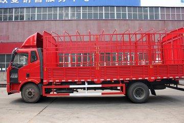 一汽解放 J6L中卡 西南版 180马力 4X2 6.8米栏板载货车(CA1160P62K1L3A2E4)