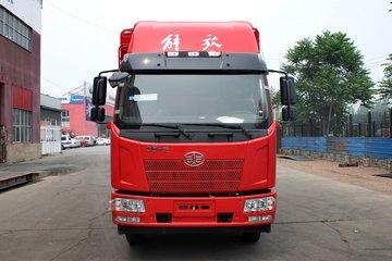 一汽解放 J6L中卡 复合型 180马力 7.7米厢式载货车(CA5160XXYP62K1L5E5)