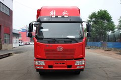 一汽解放 J6L中卡 180马力 4X2 6.8米仓栅式载货车(CA5160CCYP62K1L4E5) 卡车图片