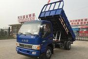 江淮 骏铃G系  V6运输型 156马力 4X2 4.15米自卸车(HFC3086P91K2C9V)