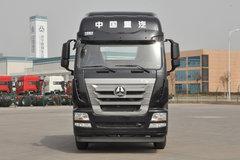 中国重汽 豪瀚J5G重卡 轻载版 310马力 6X2牵引车(ZZ4255N27C3E1) 卡车图片