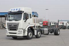 中国重汽 豪瀚J7B重卡 240马力 6X2载货车底盘(ZZ1255H56C3D1) 卡车图片