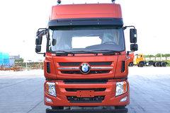 重汽王牌 W5B-M重卡 310马力 8X4 9.6米仓栅式载货车(CDW5310CCYA3T4) 卡车图片
