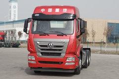 中国重汽 豪瀚J5G重卡 340马力 6X4牵引车(ZZ4255N3243D1) 卡车图片