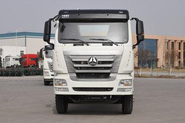 中国重汽 豪瀚J7B 380马力 6X4自卸车底盘(ZZ3255N4346D1)