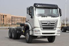 中国重汽 豪瀚J5G 310马力 6X4自卸车底盘(ZZ3255M3646D1) 卡车图片