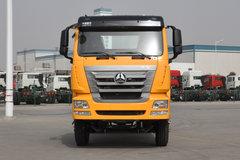 中国重汽 豪瀚J5G 340马力 6X4自卸车底盘(ZZ3255N3846D1) 卡车图片