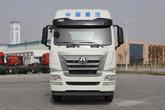 中国重汽 豪瀚J7B重卡 轻量化版 340马力 8X4 9.5米仓栅式载货车(ZZ5315CCYN4666E1)
