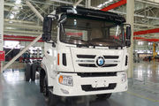 重汽王牌 W5D-M中卡 180马力 4X2 6.75米仓栅式载货车(CDW5161CCYA1N4L)