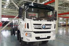 重汽王牌 W5D-M中卡 180马力 4X2 6.75米仓栅式载货车(CDW5161CCYA1N4L) 卡车图片