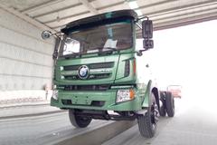 重汽王牌 W5D-M中卡 180马力 4X2 4.5米自卸车(8挡)(CDW3161A1N4) 卡车图片