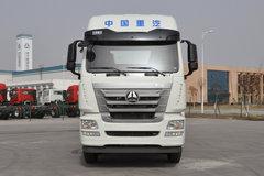 中国重汽 豪瀚 340马力 8X4 冷藏车(济南重汽-绿叶牌)(ZZ1325N4663E1K)