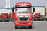 中国重汽 豪瀚J7B重卡 380马力 8X4 9.5米栏板载货车(ZZ1315N4666E1)