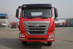 中国重汽 豪瀚J5G 290马力 8X4 LNG自卸车底盘(ZZ3315M3563E1L)