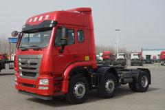 中国重汽 豪瀚J7B重卡 380马力 6X2牵引车(ZZ4255N32H6D1) 卡车图片
