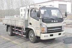 一汽凌河 城市之星 87马力 4.15米单排栏板轻卡(CAL1040PCRE5) 卡车图片
