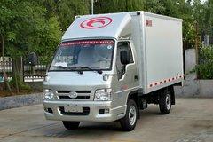 福田时代 驭菱VQ2 87马力 汽油 3.3米单排厢式微卡(BJ5032XXY-B4) 卡车图片