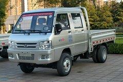 福田时代 驭菱VQ1 1.5L 112马力 汽油 2.5米双排微卡(后双胎)(BJ1030V4AL4-D6)