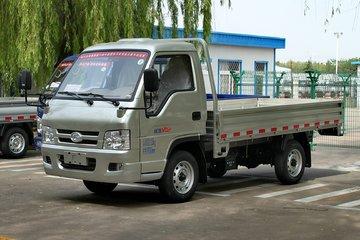 福田时代 驭菱VQ2 1.5L 114马力 汽油/CNG 3.3米单排栏板微卡(后双胎)(BJ1032V5JL3-N4)