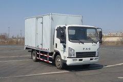 一汽凌河 城市之星 87马力 4.09米单排厢式轻卡(CAL5040XXYDCRE5) 卡车图片