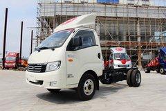 福田时代 康瑞K2 82马力 3.7米单排栏板轻卡底盘(BJ1036V4JD5-U1) 卡车图片